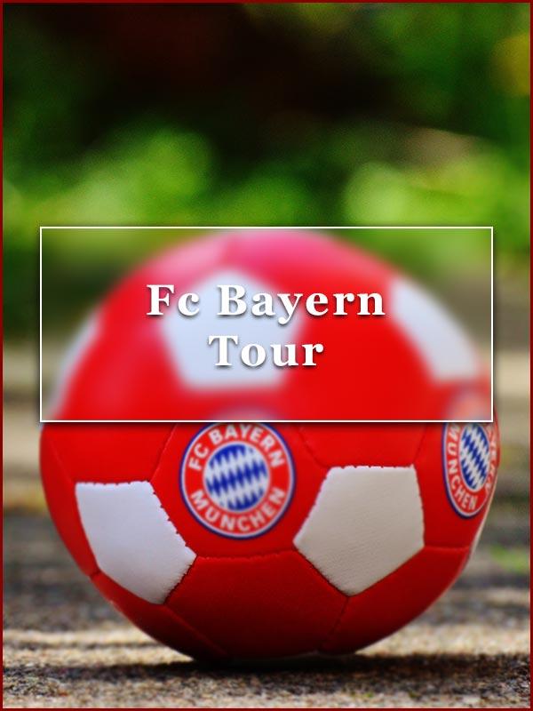 Bayern-München-Fussball-Rundfahrt