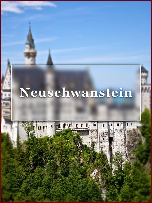 Schloss-Neuschwanstein-Bayern